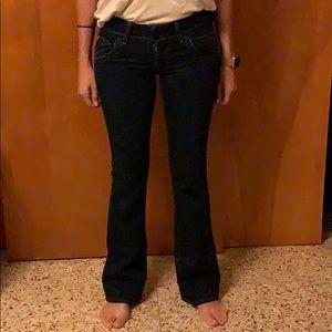 Hudson signature petite bootcut size 25 jeans